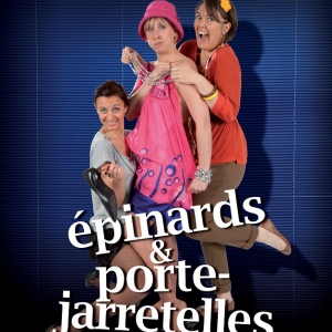 Théâtre Epinards et porte-jarretelles