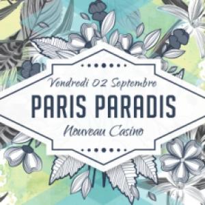 Soir�e  Paris Paradis invite : S3A (Sampling As An Art / Concrete)