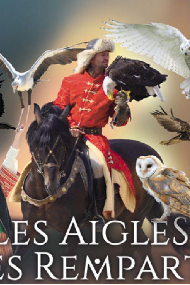LES AIGLES DES REMPARTS @ THEATRE DES REMPARTS - PROVINS