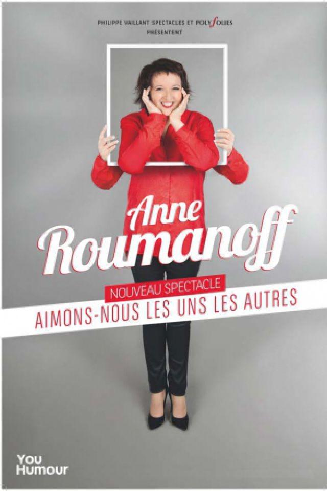 ANNE ROUMANOFF @ Le Quattro - GAP