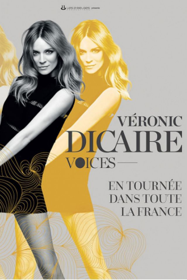 VERONIC DICAIRE @ Amphithéâtre de Rodez - RODEZ