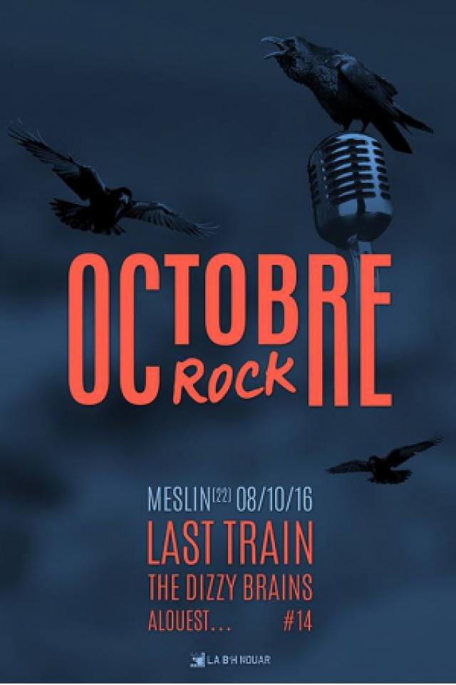 Festival Octobre Rock 14