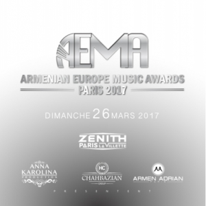 Concert ARMENIAN EUROPE MUSIC AWARDS