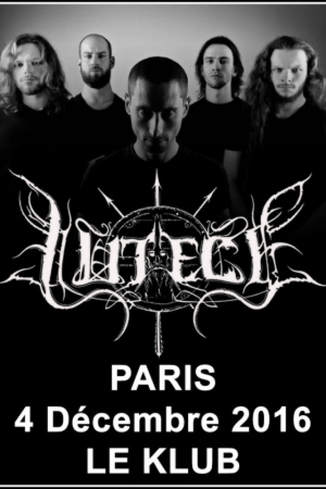 LUTECE - Paris @ Le Klub - Paris