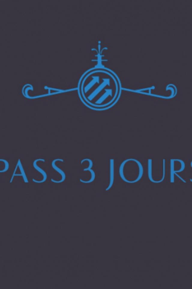 PITCHFORK MUSIC FESTIVAL PARIS - PASS 3 JOURS @ Grande Halle de la Villette - Paris