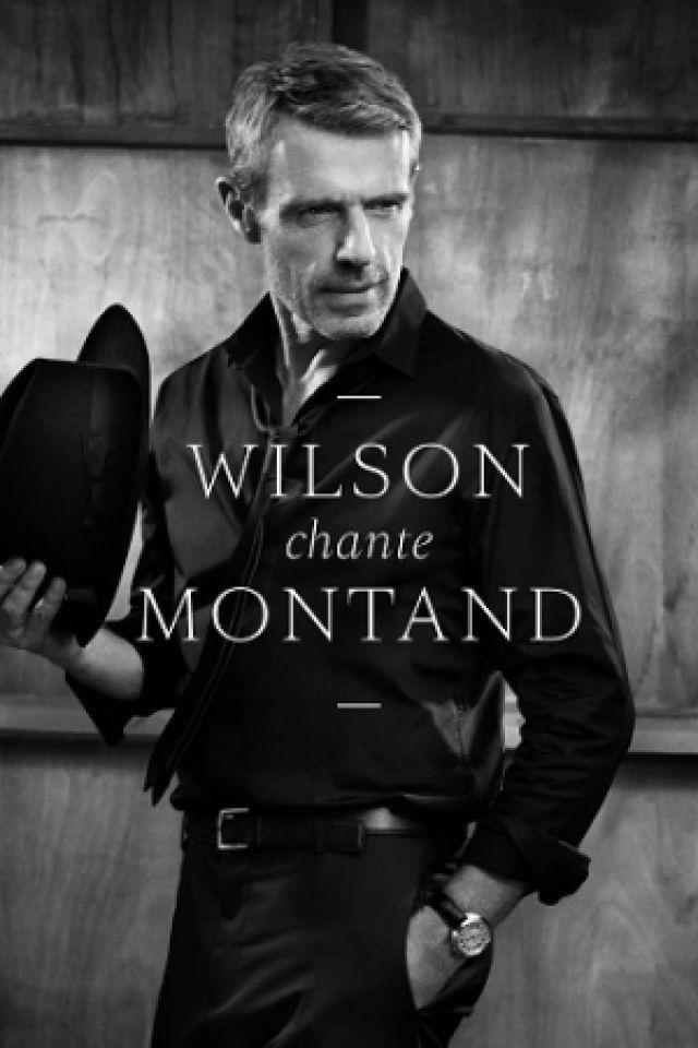 Concert WILSON chante MONTAND