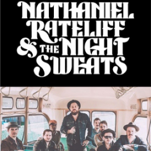 Concert NATHANIEL RATELIFF & THE NIGHT SWEATS