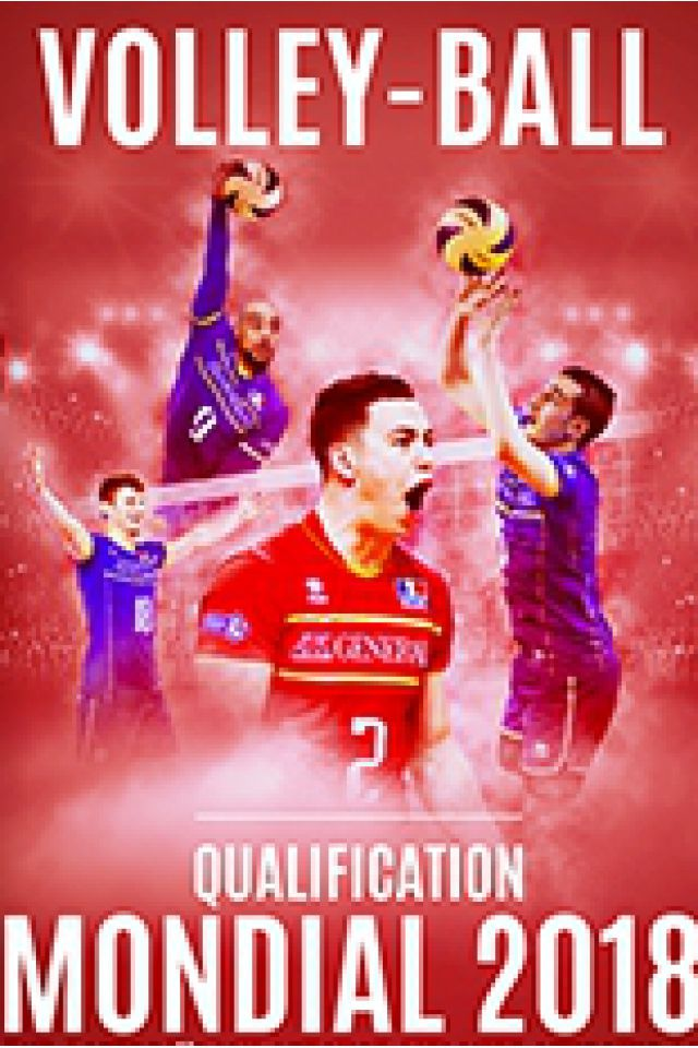 Billets TQCM VOLLEY-BALL 2017 - JOUR 3 - Palais des Sports de Lyon Gerland