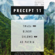 Soirée PRECEPT #11 w/ TM404 - SHLOMO - BLNDR - AS PATRIA