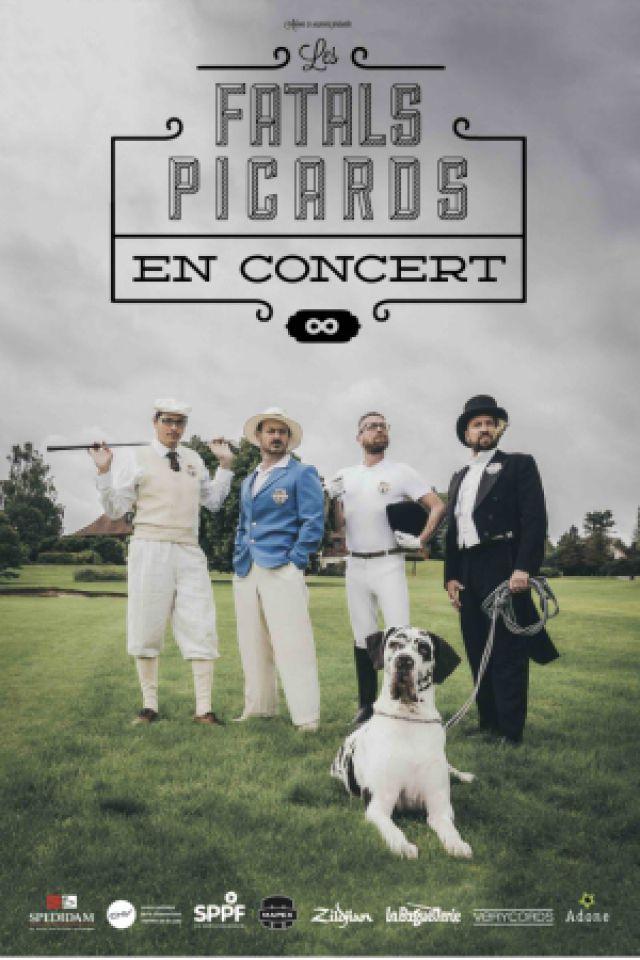 Billets OLD DOG SOUND FESTIVAL #2 : FATALS PICARDS + Guests - Salle Polyvalente