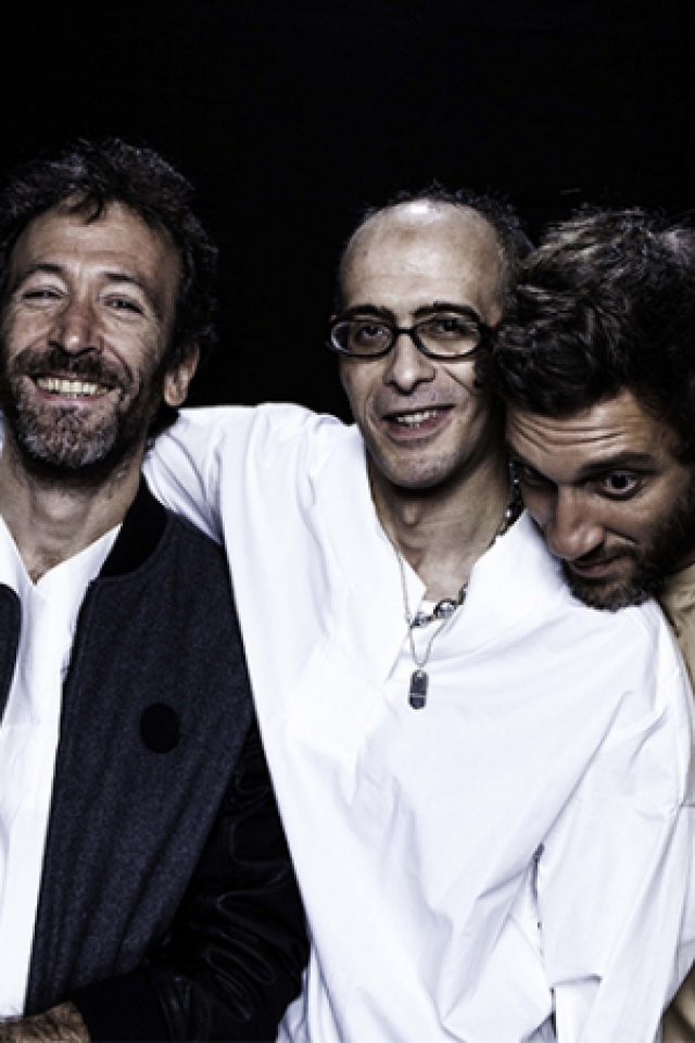 Before Festival NoBorder #6 : ACID ARAB + SOFIANE SAIDI @ LA CARENE - Brest