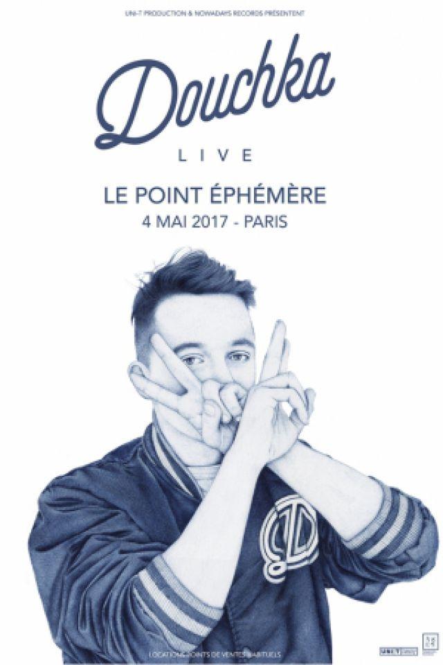 DOUCHKA + CLEM BEATZ @ Point Ephémère - Paris