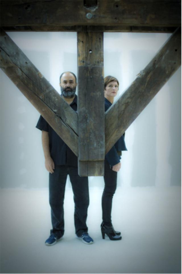 Murcof & Vanessa Wagner - EP02 @ La Marbrerie - MONTREUIL