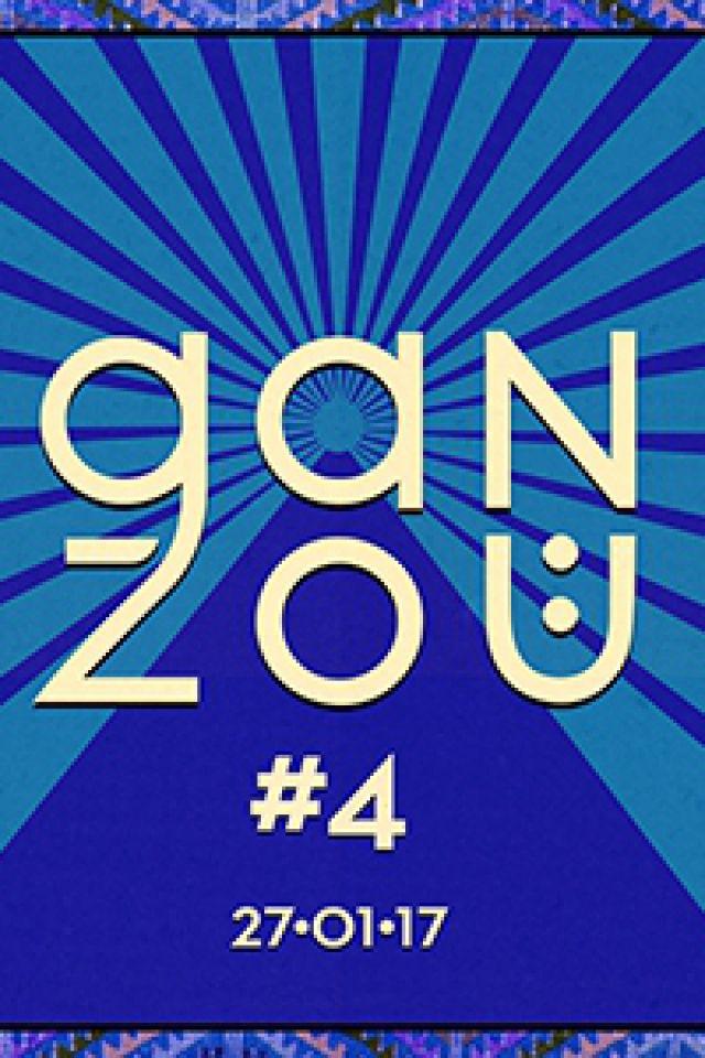 LA GANZOU #4 : THE BUSY TWIST + VOILAAA SOUND SYSTEM + MAWIMBI @ Petit Bain - PARIS