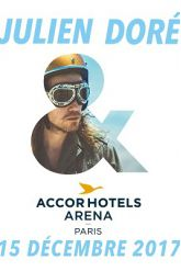 Billets JULIEN DORE - ACCORHOTELS ARENA