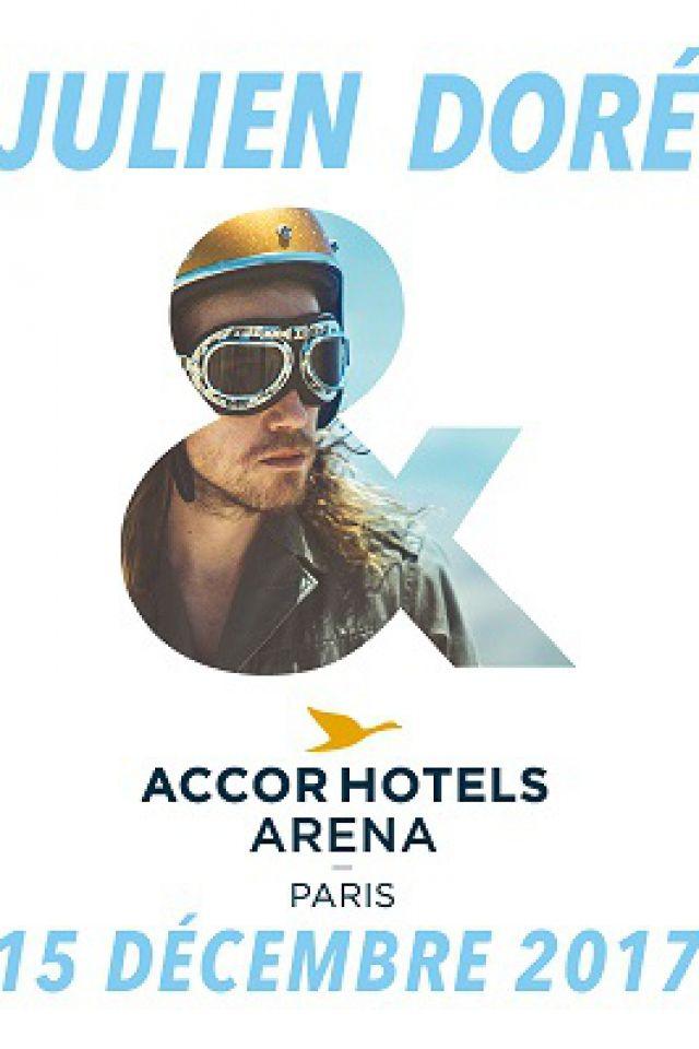 Concert JULIEN DORE à PARIS 12 @ ACCORHOTELS ARENA - Billets & Places