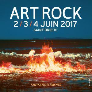 FESTIVAL ART ROCK 2017 - BILLET GRANDE SCENE - SAMEDI @ Place Poulain Corbion - St-Brieuc