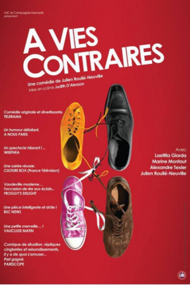 A VIES CONTRAIRES @ LE K - KABARET CHAMPAGNE MUSIC HALL - TINQUEUX