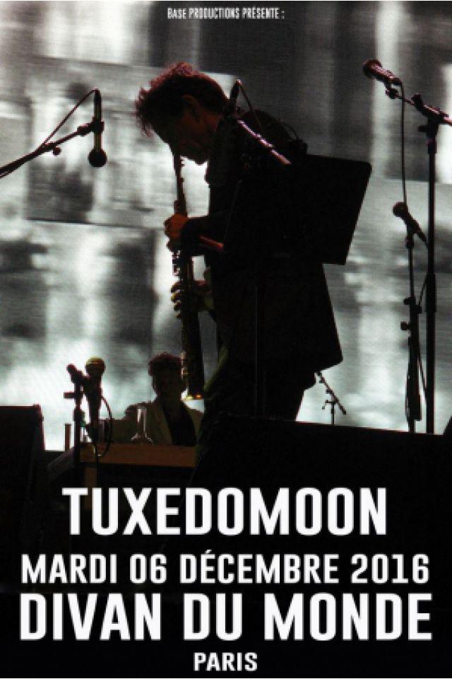 """TUXEDOMOON """"HALF MUTE TOUR"""" @ Divan du Monde - Paris"""