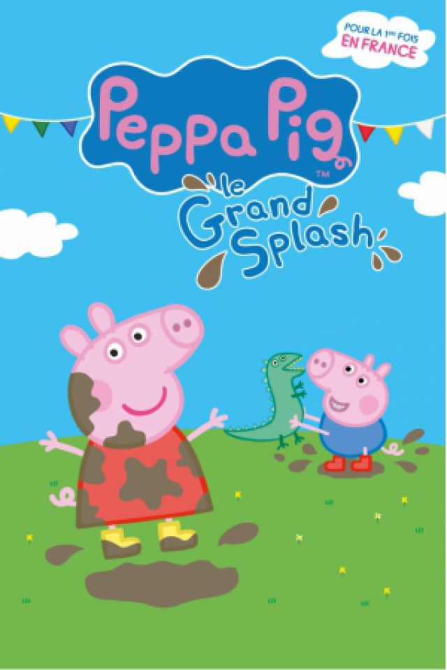 Billets PEPPA PIG - LE SILO