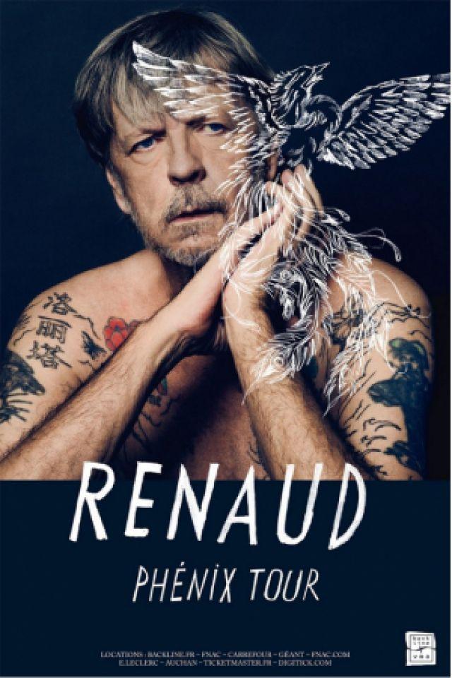 Concert RENAUD - Phénix Tour