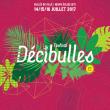 FESTIVAL DECIBULLES - PASS 3 JOURS