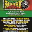 NOMADE REGGAE FESTIVAL 2017 3ème ÉDITION - Vendredi