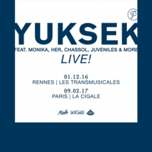 Concert YUKSEK LIVE! CIGALE