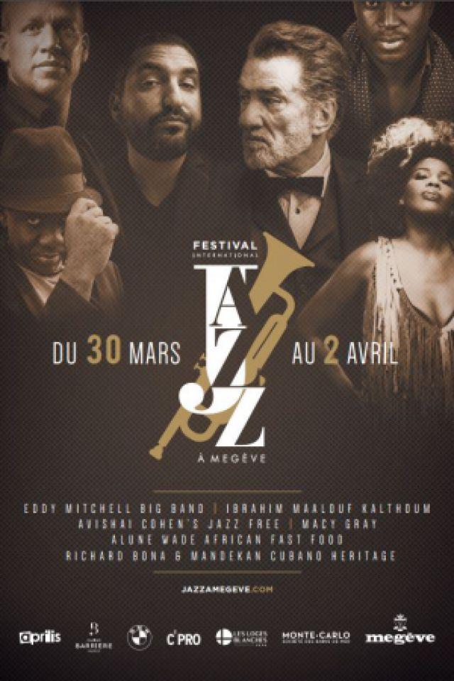 Festival Jazz à Megève 2017 - Pass 3 Jours @ LE PALAIS - MEGÈVE