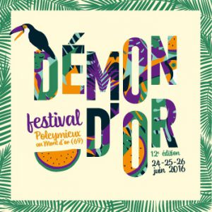 FESTIVAL DEMON D'OR 2016 - PASS WEEK END
