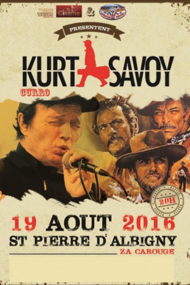 CURRO SAVOY @ LAC DE CAROUGE  - SAINT PIERRE D'ALBIGNY