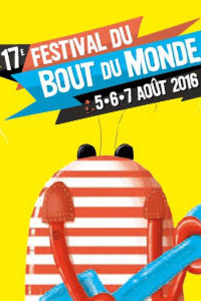 FESTIVAL DU BOUT DU MONDE Forfait 2 jours : S 06/08 & D 07/08 @ PRAIRIE DE LANDAOUDEC  - CROZON