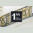 Carte « 1 AN A VERSAILLES » DUO