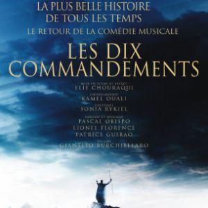 Spectacle LE RETOUR DES DIX COMMANDEMENTS