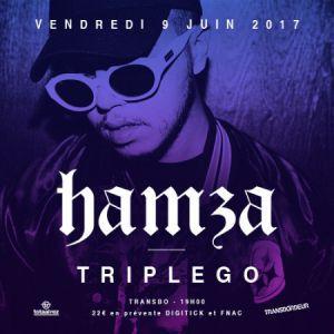 HAMZA, TRIPLEGO @ TRANSBORDEUR - Villeurbanne