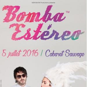 Concert BOMBA ESTEREO