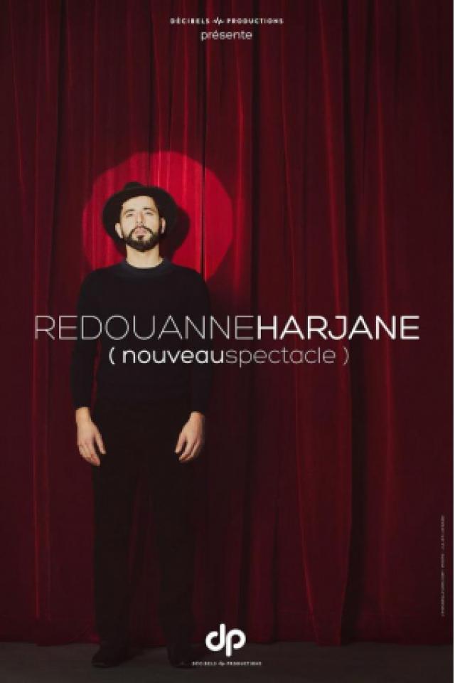 Billets REDOUANNE HARJANE - Espace Julien