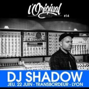 show #1 : DJ SHADOW @ TRANSBORDEUR - Villeurbanne