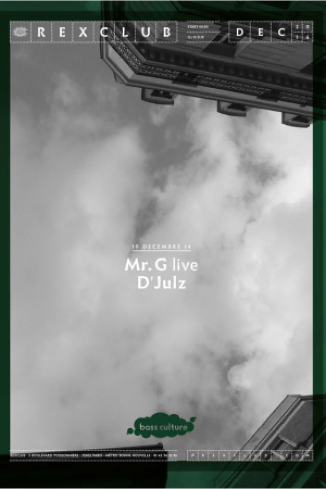BASS CULTURE @ Le Rex Club - PARIS