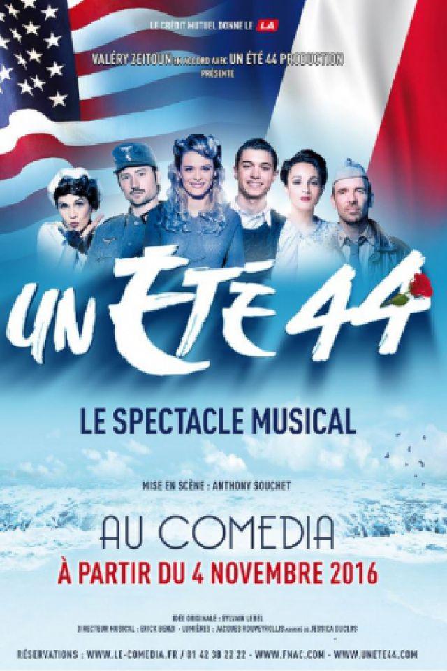 UN ÉTÉ 44 @ Zénith de Caen - CAEN