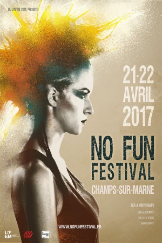 No Fun Festival à CHAMPS SUR MARNE @ Fun House - Billets & Places