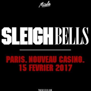 Concert SLEIGH BELLS
