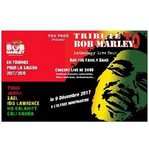 Concert BOB MARLEY TRIBUTE