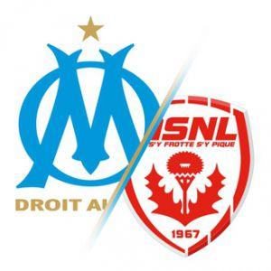 Match Olympique de Marseille - AS Nancy L