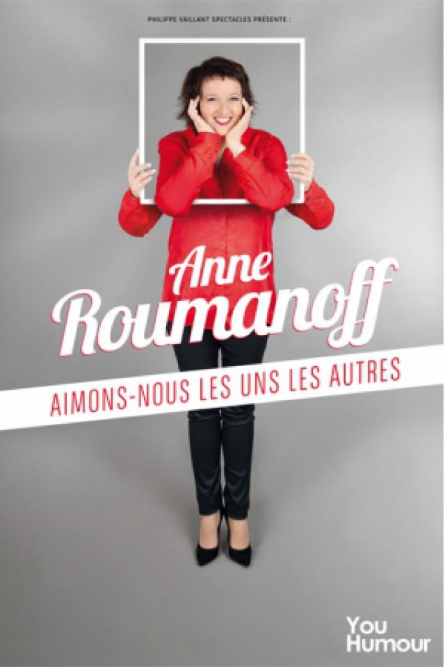 ANNE ROUMANOFF @ LE SILO - MARSEILLE