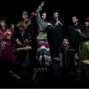 VICENTE PRADAL - Medianoche @ Théâtre La Colonne - MIRAMAS