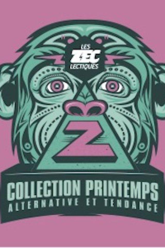 FESTIVAL LES Z'ECLECTIQUES  - Collection Printemps  @ Théatre Foirail de Chemillé - CHEMILLÉ