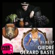 GIEDRE + GERARD BASTE - Festival Pink Paradize