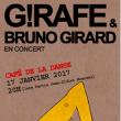 Concert G!RAFE & BRUNO GIRARD