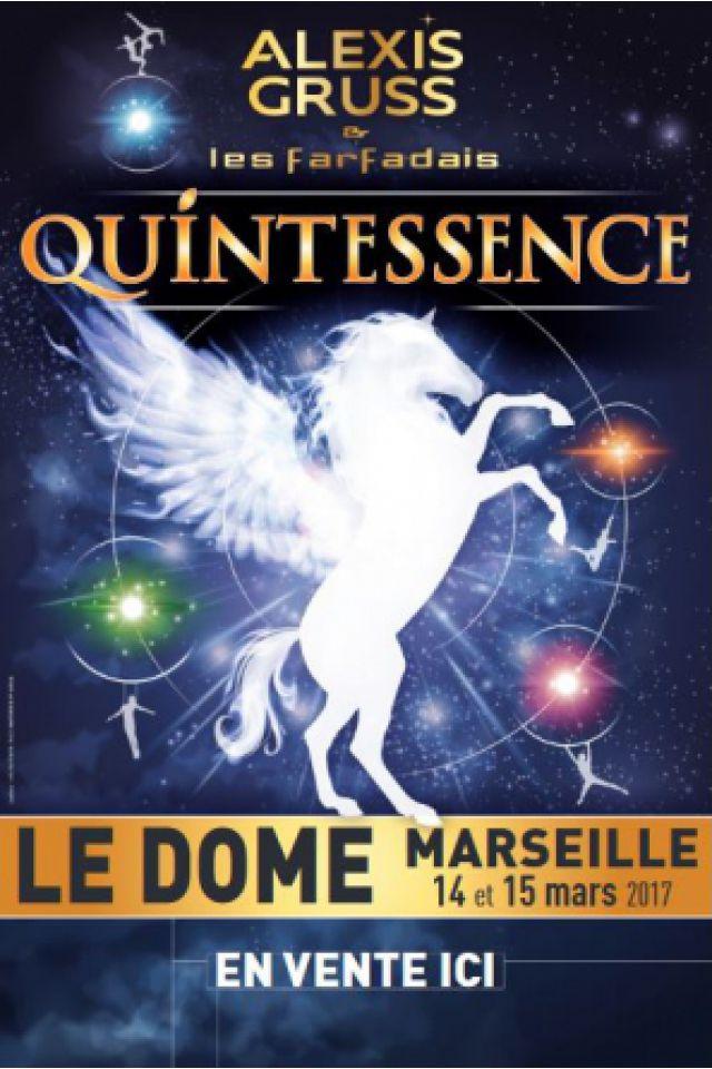 GRUSS - QUINTESSENCE @ Le Dôme - Marseille
